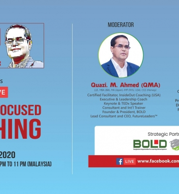 """BOLD was strategic partners of """"Solution-Focused Coaching"""""""