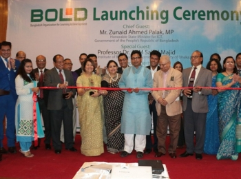 BOLD Launching Ceremony