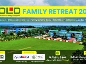 BOLD Family Retreat 2019